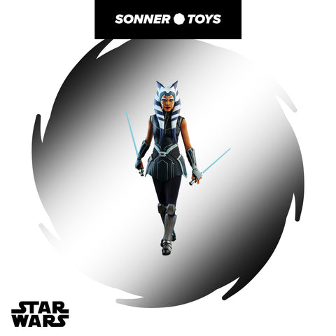 Hot Toys: Star Wars: Clone Wars - Ahsoka