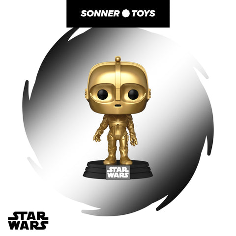 Pop! Star Wars - C-3PO (Concept Series)