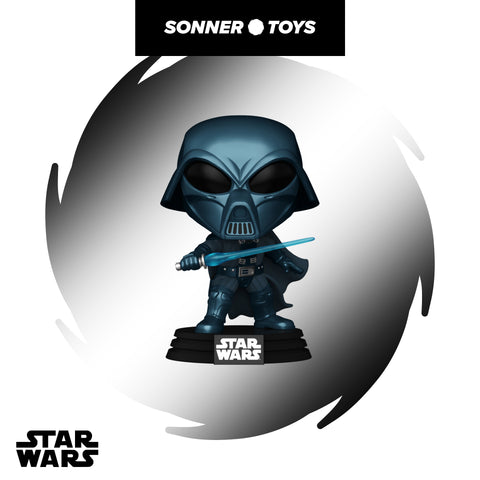 Pop! Star Wars - Darth Vader (Concept Series) Alternate