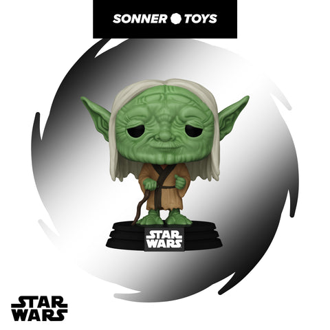 Pop! Star Wars - Yoda (Concept Series)