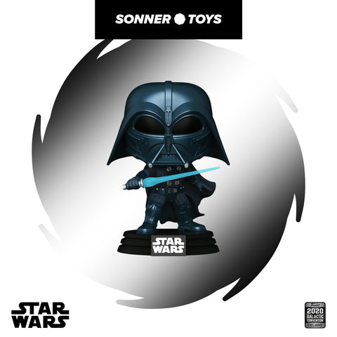 Pop! Star Wars - Darth Vader (Concept) Galactic 2020 Exclusive