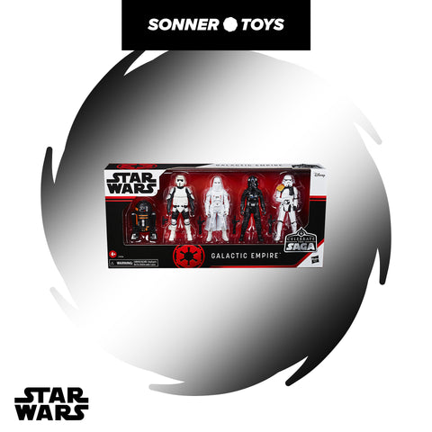 Star Wars: Celebrate the Saga - Galactic Empire (5 Pack)