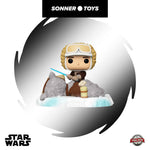 Pop! Star Wars - Han Solo (Echo Base) Deluxe Special Edition