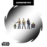 Star Wars: Celebrate the Saga - Jedi Order (5 Pack)