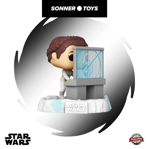 Pop! Star Wars - Leia (Hoth Deluxe)