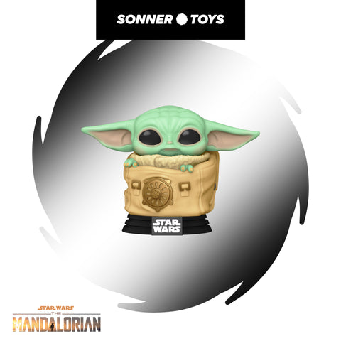 Pop! Star Wars: The Mandalorian - The Child (with Bag)