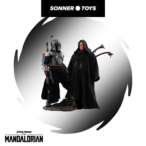 Hot Toys: Star Wars The Mandalorian - Boba Fett (DELUXE 2 PACK)
