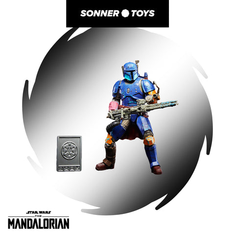 Star Wars: Vintage Collection - Heavy Infantry Mandalorian (Credit Collection)