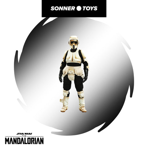 Hot Toys: Star Wars The Mandalorian - Scout Trooper