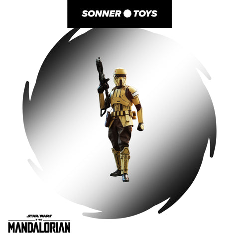 Hot Toys: Star Wars: The Mandalorian - Shoretrooper
