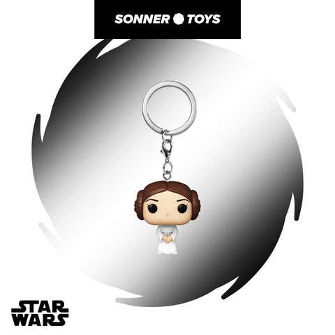 Pocket Pop! Star Wars - Leia