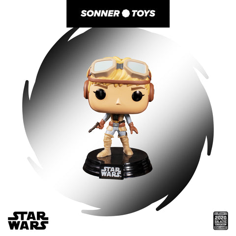 Pop! Star Wars - Starkiller (Concept) 2020 Galactic Exclusive