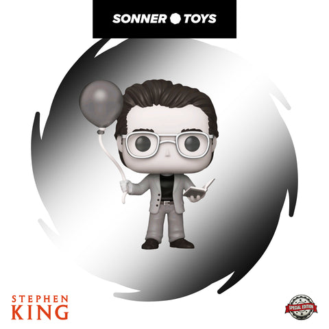 Pop! Icons - Stephen King (Black & White) Special Edition