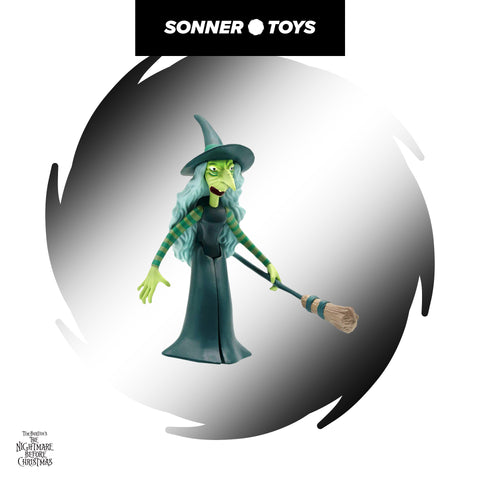 Super7: Nightmare Before Christmas - Witch