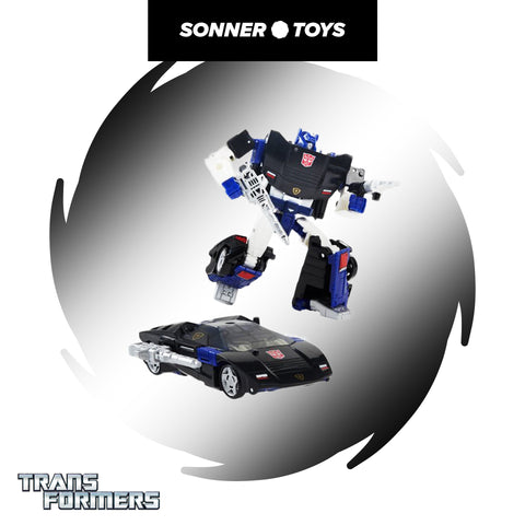 Transformers: Generations WFC - Deep Cover (Deluxe)
