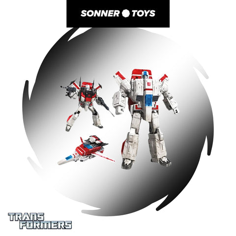 Transformers: War for Cybertron Seige - Commander Jetfire