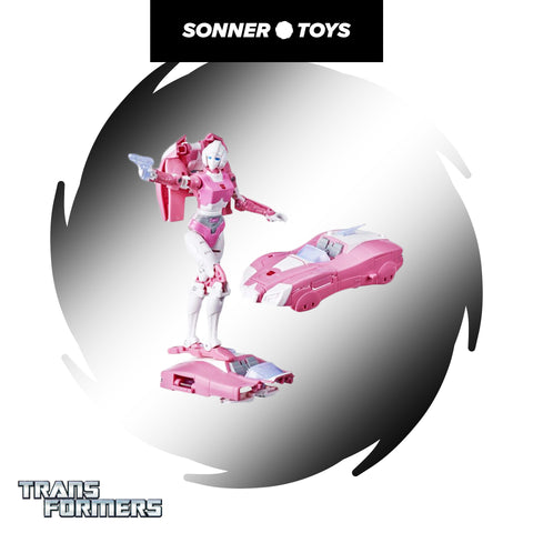 Transformers: War for Cybertron Kingdom - Arcee (Deluxe)