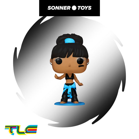 Pop! Rocks: TLC - Left-Eye