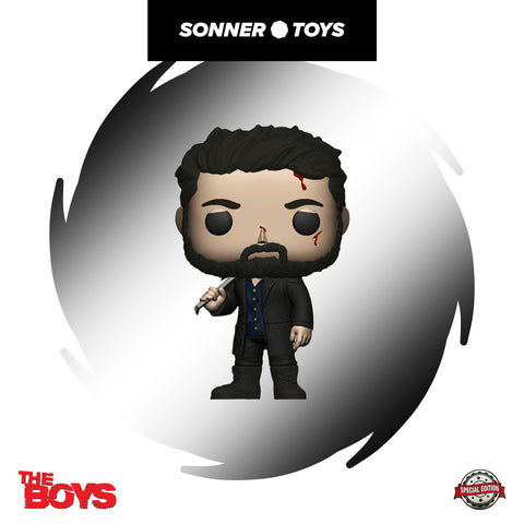 Pop! The Boys - Billy Butcher (Bloody) Special Edition
