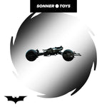 Hot Toys: The Dark Knight Rises - Bat-Pod