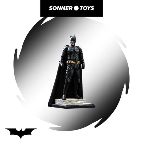Hot Toys: The Dark Knight Rises - Batman