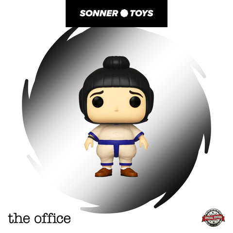 Pop! The Office (US) - Andy Bernard (Sumo) Special Edition
