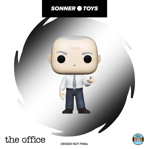 Pop! The Office (US) - Creed Bratton Speciality Series
