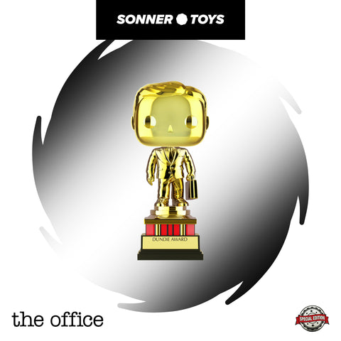 Pop! The Office (US) - Dundie Award Special Edition