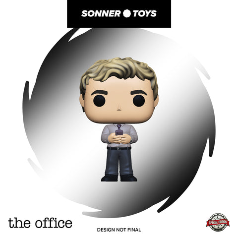 Pop! The Office (US) - Ryan Howard (Blonde) Special Edition