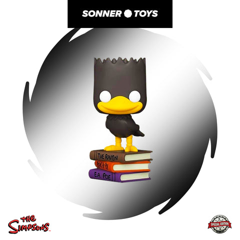 Pop! The Simpsons - Bart (as Raven) Special Edition