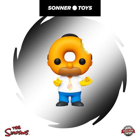 Pop! The Simpsons - Homer (Donut Head) Special Edition