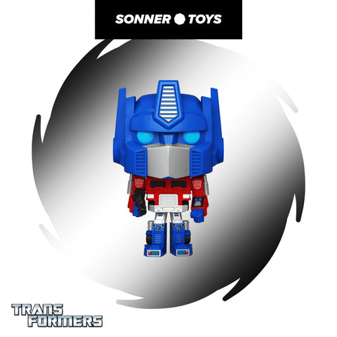 Pop! Transformers - Optimus Prime