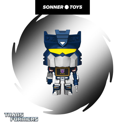 Pop! Transformers - Soundwave