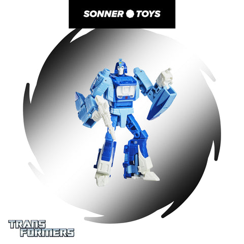 Transformers: Studio Series - Deluxe Autobot Blurr (Transformers 86)