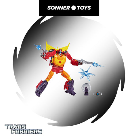 Transformers: Studio Series - Voyager Hot Rod (Transformers 86)