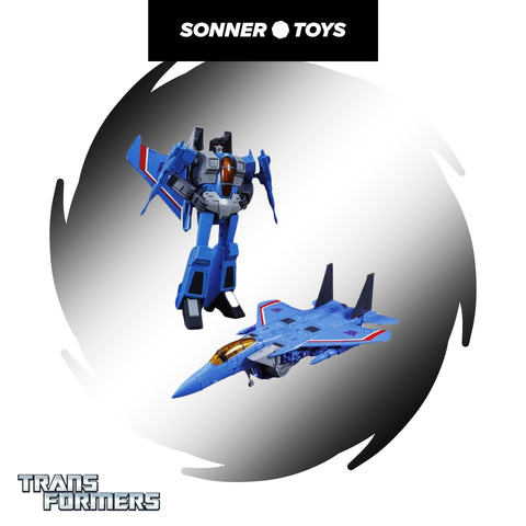 Transformers: Masterpiece Edition - MP-52+ Thundercracker 2.0