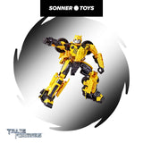 Transformers: Studio Series - Jeep Bumblebee (Deluxe Class) - SonnerToys