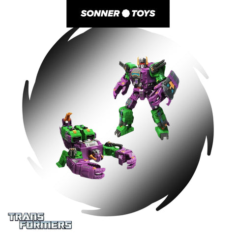 Transformers: War for Cybertron - Sporponok (Titan Class)
