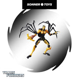 Transformers: War for Cybertron - Blackarachnia (Deluxe)