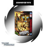 Transformers: War for Cybertron - Cheetah (Deluxe)