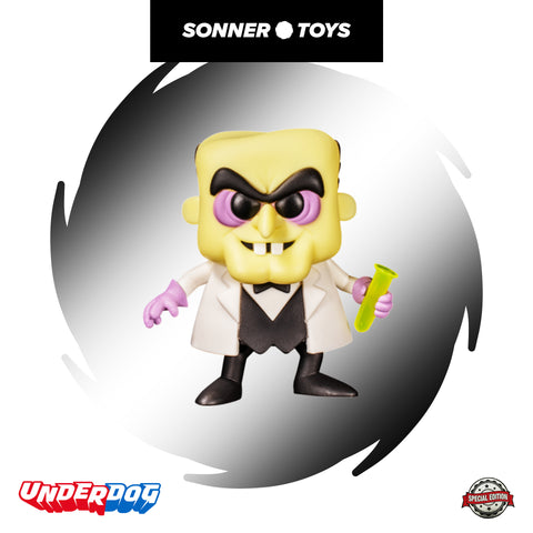 Pop! Underdog - Simon Bar Sinister (GITD) Special Edition