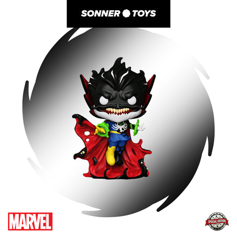 Pop! Venom - Venomized Doctor Strange (Energy) Special Edition