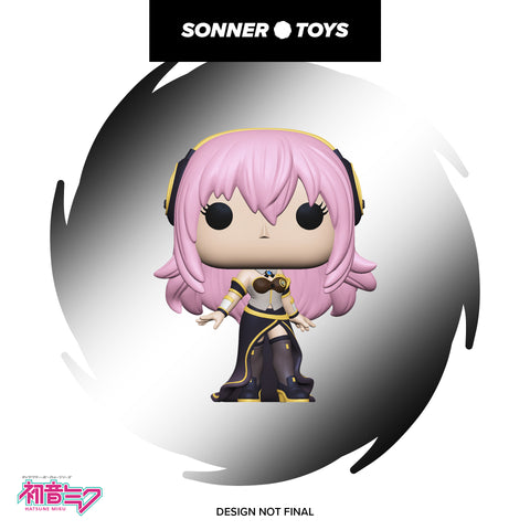 Pop! Vocaloid - Mergurine Luka V4X