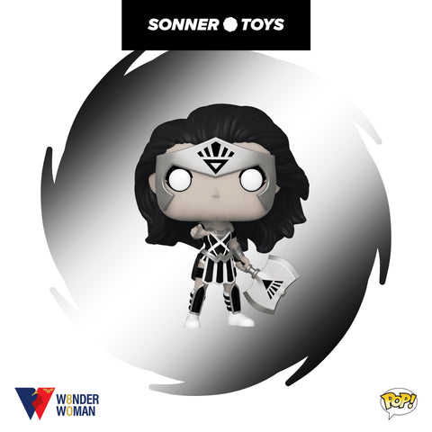 Pop! Wonder Woman 80th - Wonder Woman (Black Lantern)