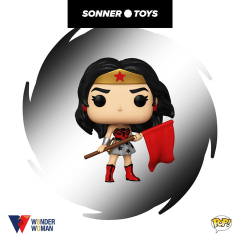 Pop! Wonder Woman 80th - Wonder Woman (Superman Red Son)