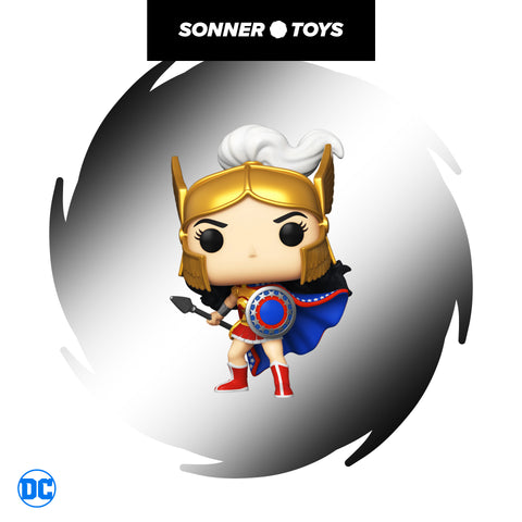 Pop! Wonder Woman 80th - Wonder Woman (Challenge of the Gods)