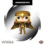 Pop! Wonder Woman 1984 - Wonder Woman (Gold - Wings Open) Special Edition