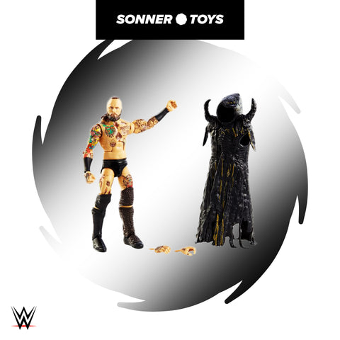 Mattel: WWE Elite Collection (Series 85) - Aleister Black
