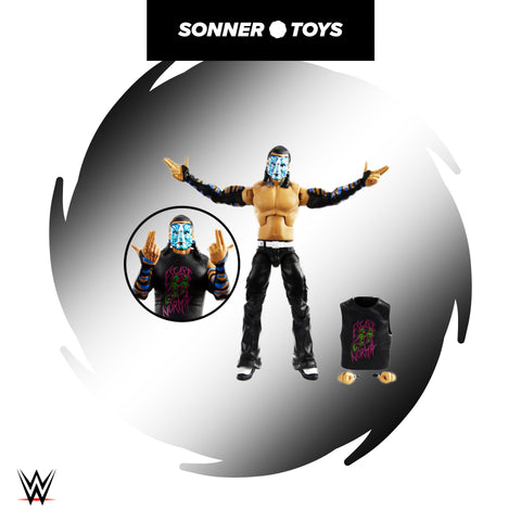Mattel: WWE Elite Collection (Series 84) - Jeff Hardy