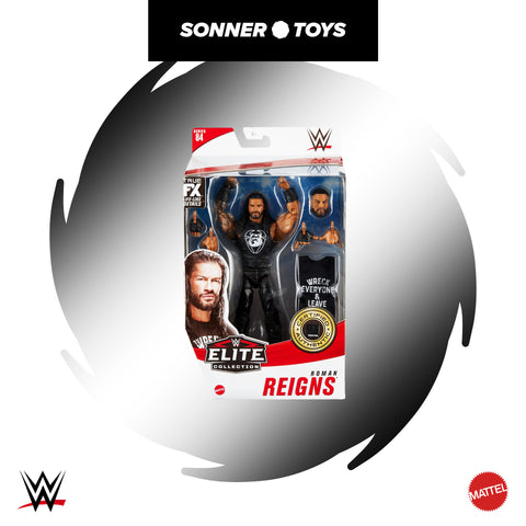 Mattel: WWE Elite Collection (Series 84) - Roman Reigns